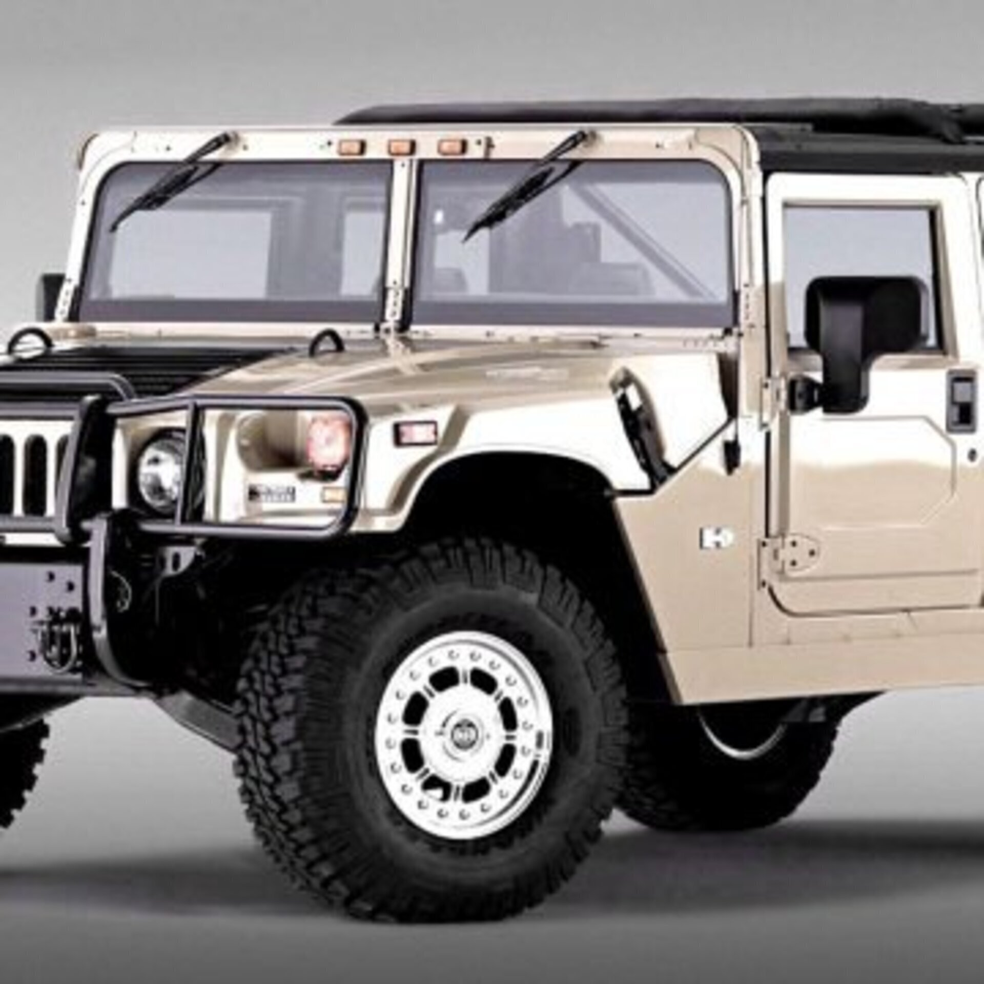 Scheda tecnica rimappatura centralina Hummer H1