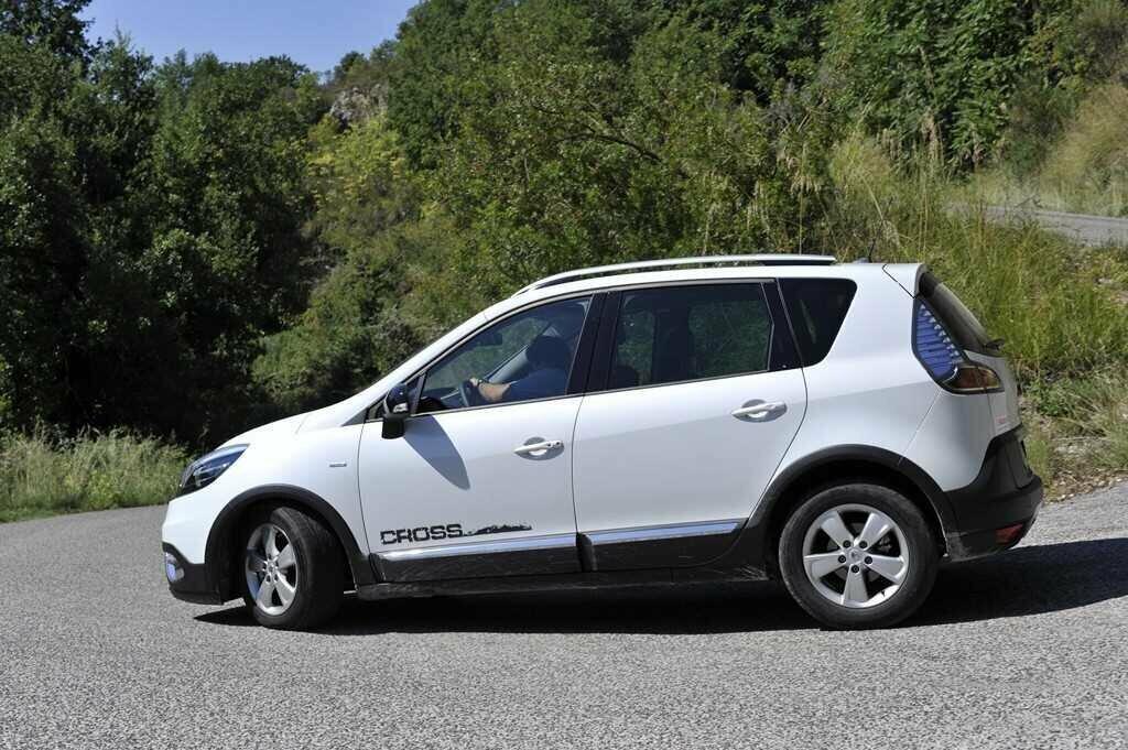 Scheda tecnica rimappatura centralina Renault SCENIC X-MOD CROSS