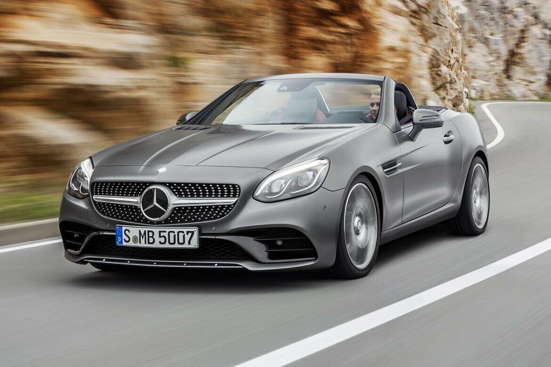 Scheda tecnica rimappatura centralina Mercedes CLASSE SLC