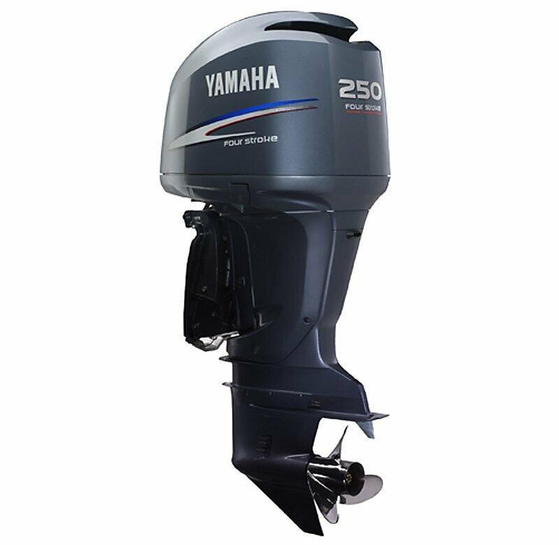 Scheda tecnica rimappatura centralina Yamaha fuoribordo 250 HP