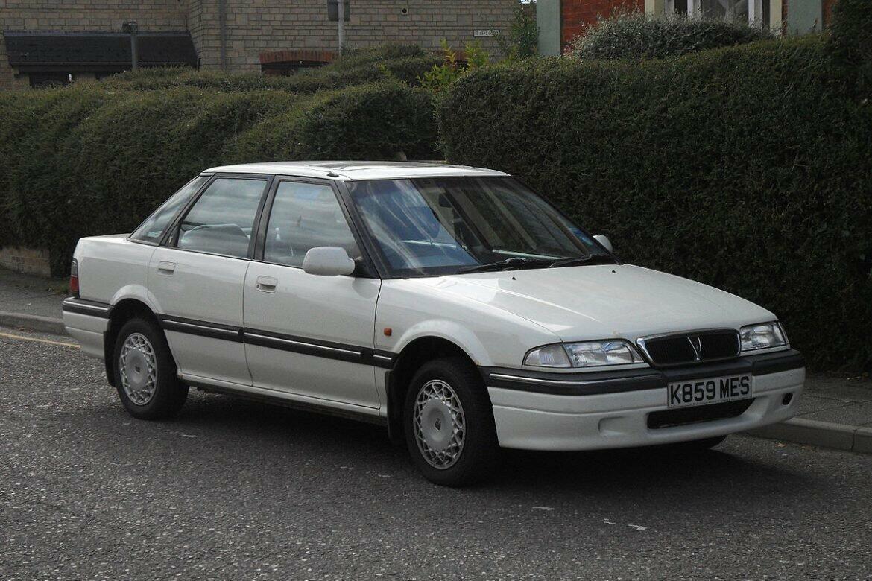 Scheda tecnica rimappatura centralina Rover 45