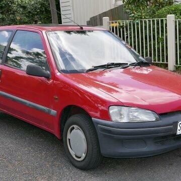Scheda tecnica rimappatura centralina Peugeot 106