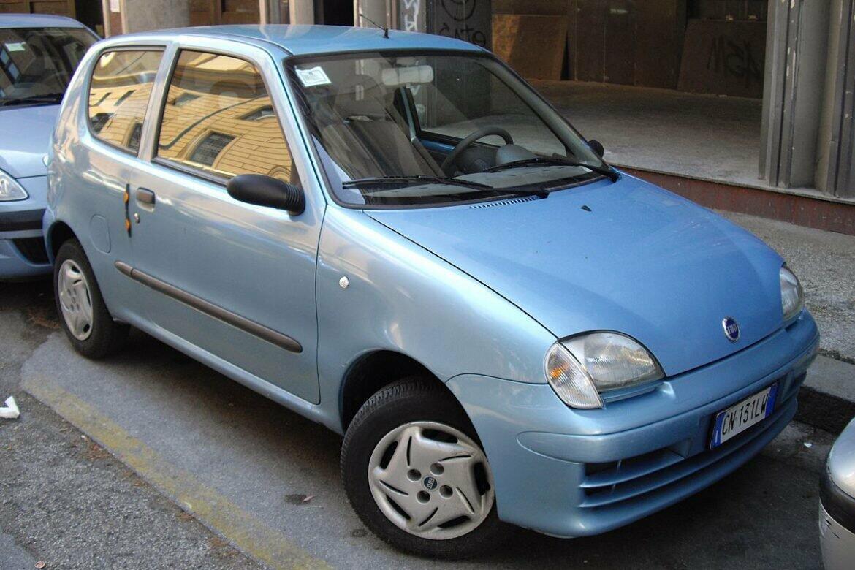 Scheda tecnica rimappatura centralina Fiat SEICENTO