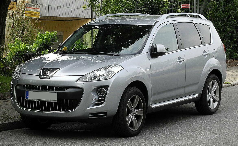 Scheda tecnica rimappatura centralina Peugeot 4007