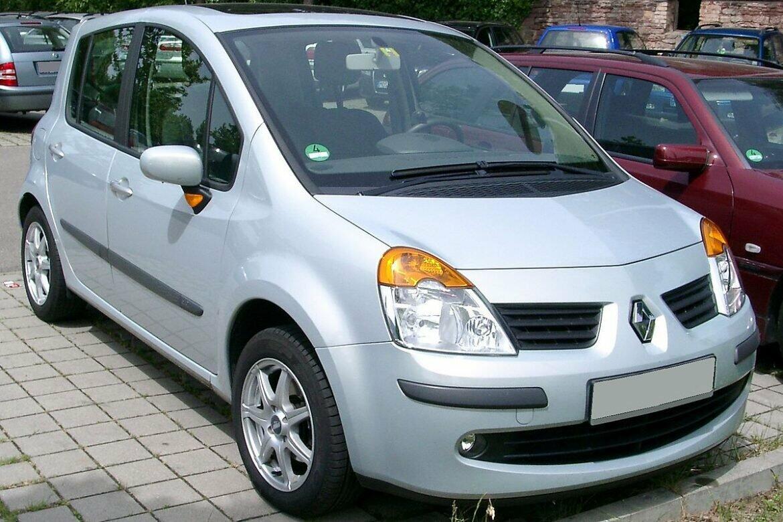 Scheda tecnica rimappatura centralina Renault MODUS