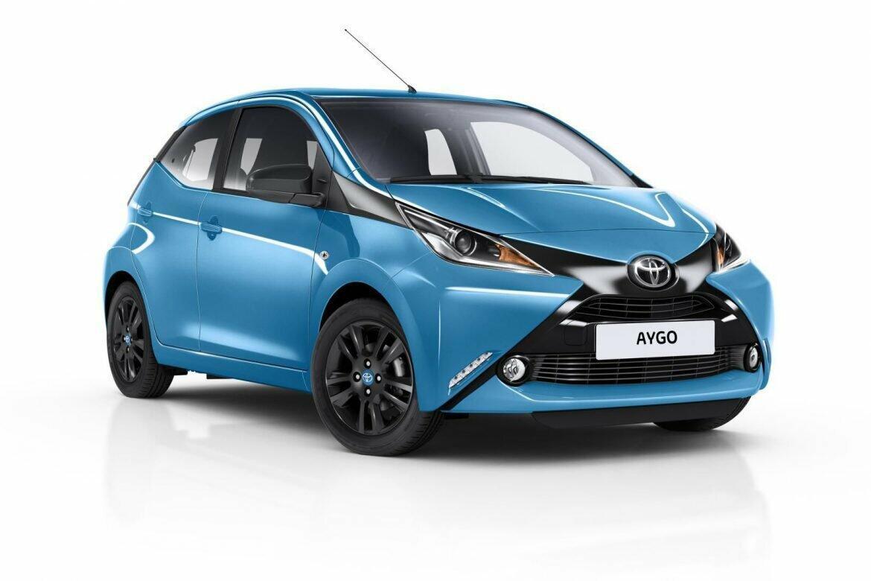 Scheda tecnica rimappatura centralina Toyota AYGO