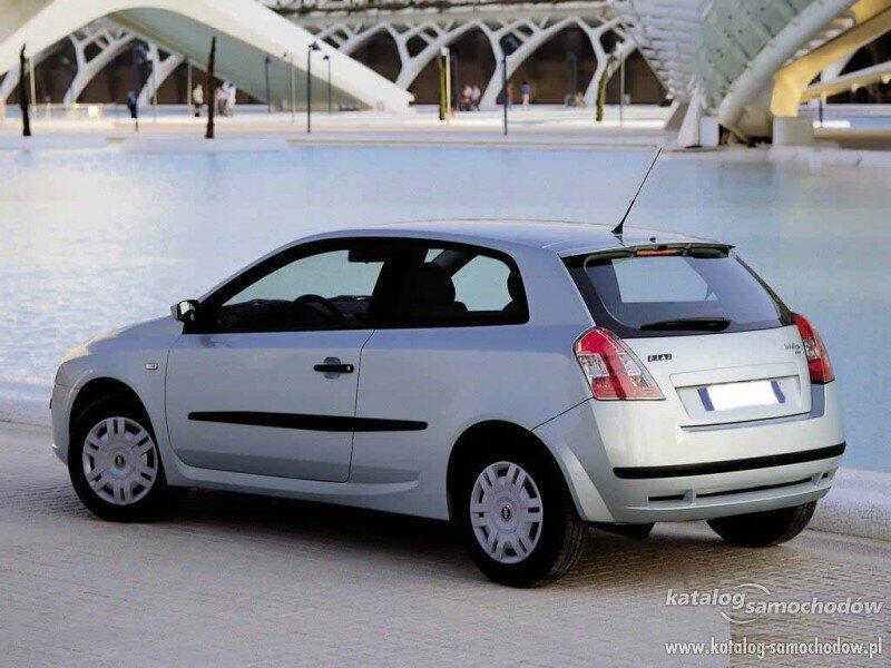 Scheda tecnica rimappatura centralina Fiat STILO