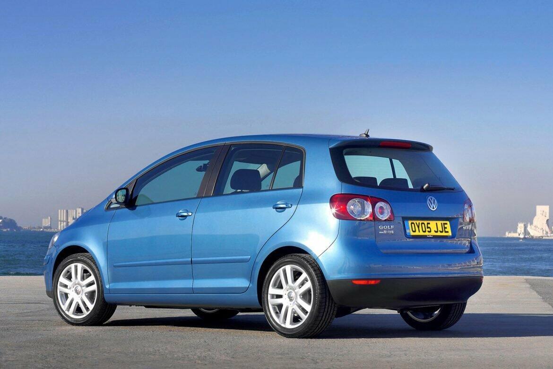 Scheda tecnica rimappatura centralina Volkswagen GOLF PLUS