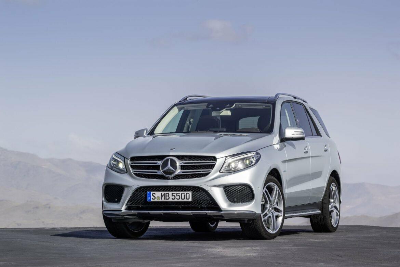 Scheda tecnica rimappatura centralina Mercedes GLE