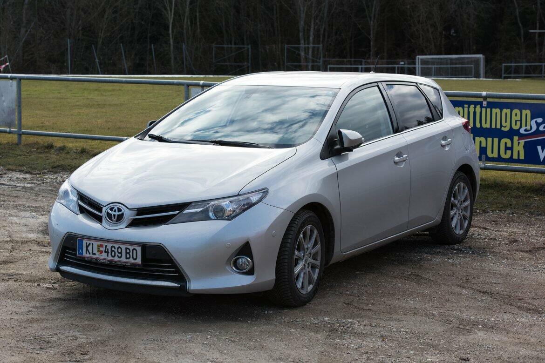 Scheda tecnica rimappatura centralina Toyota AURIS