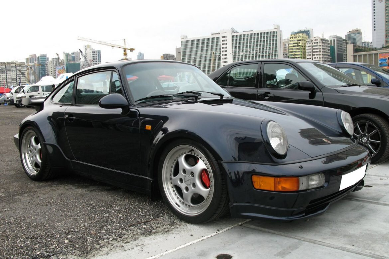Scheda tecnica rimappatura centralina Porsche 911 - 964