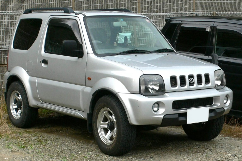 Scheda tecnica rimappatura centralina Suzuki JIMNY