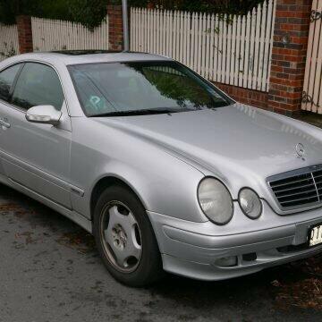 Scheda tecnica rimappatura centralina Mercedes CLASSE CLK COUPE'