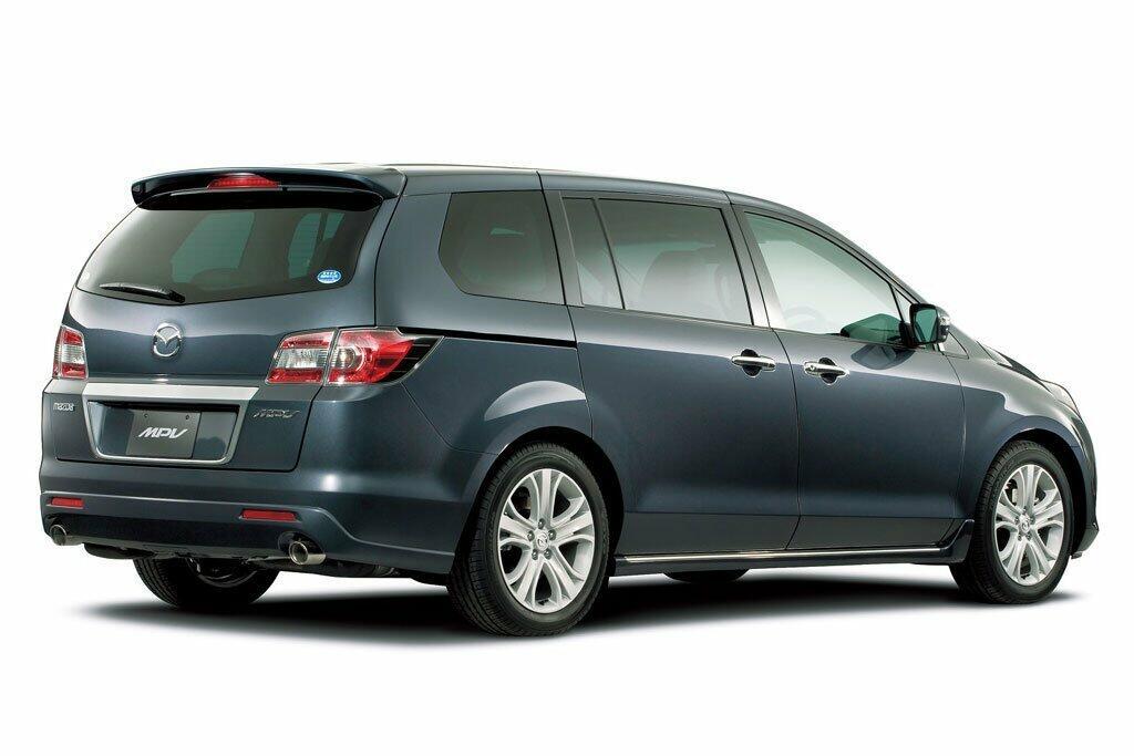 Scheda tecnica rimappatura centralina Mazda MPV