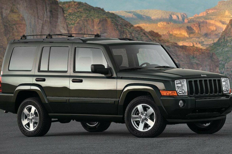 Scheda tecnica rimappatura centralina Jeep COMMANDER