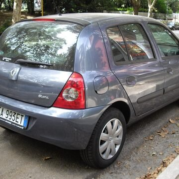Scheda tecnica rimappatura centralina Renault CLIO STORIA