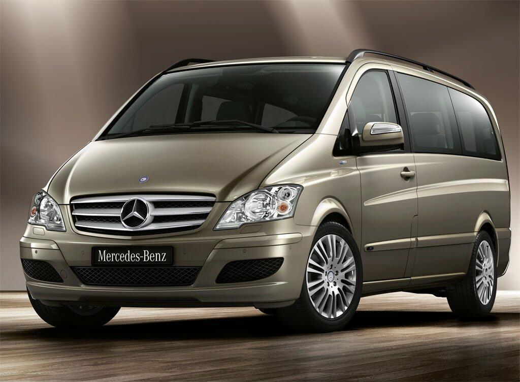 Scheda tecnica rimappatura centralina Mercedes VIANO