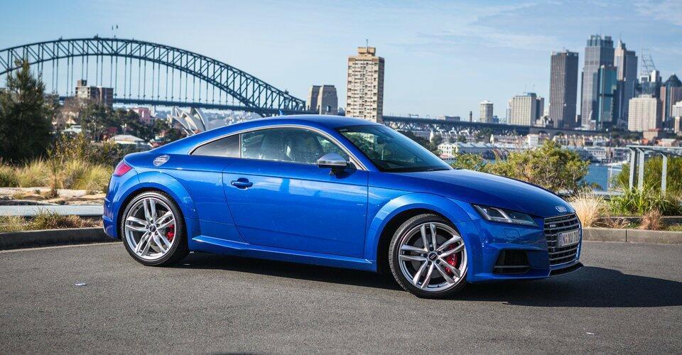 Scheda tecnica rimappatura centralina Audi TT COUPE' S