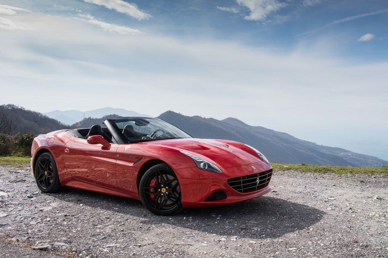 Scheda tecnica rimappatura centralina Ferrari CALIFORNIA