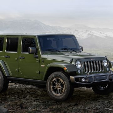 Scheda tecnica rimappatura centralina Jeep WRANGLER