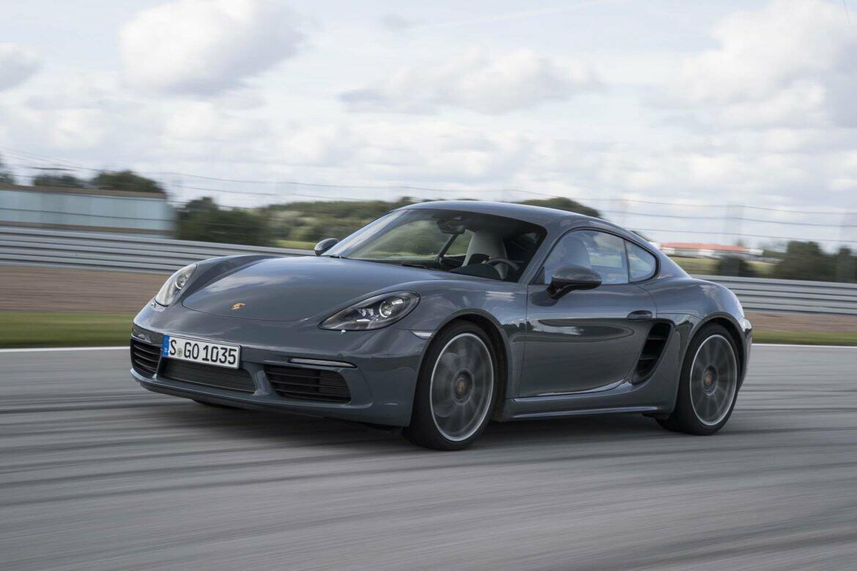 Scheda tecnica rimappatura centralina Porsche CAYMAN