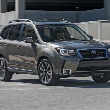 Scheda tecnica rimappatura centralina Subaru FORESTER