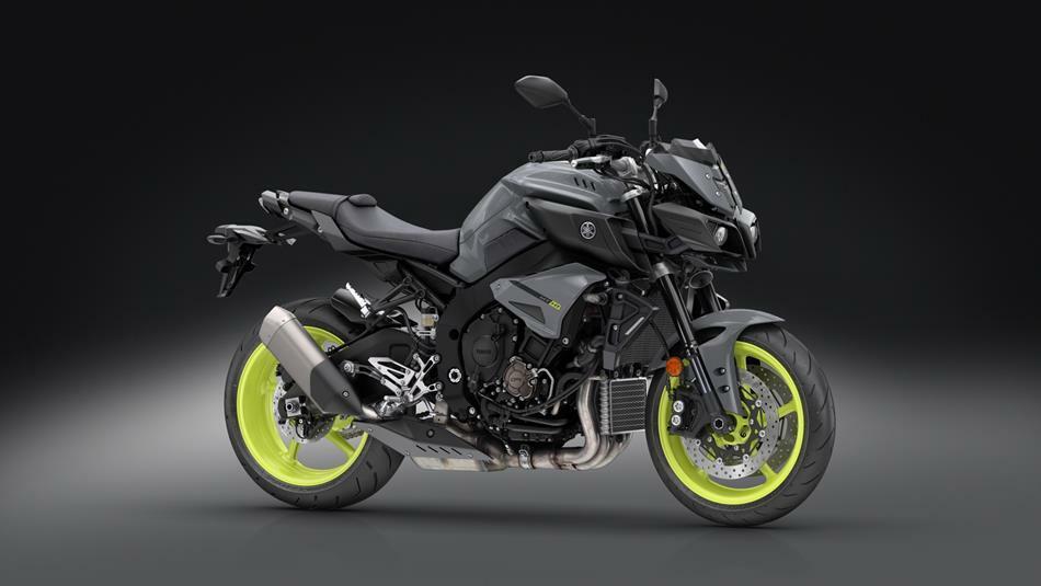 Scheda tecnica rimappatura centralina Yamaha moto MT 10