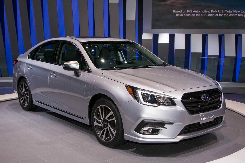 Scheda tecnica rimappatura centralina Subaru LEGACY