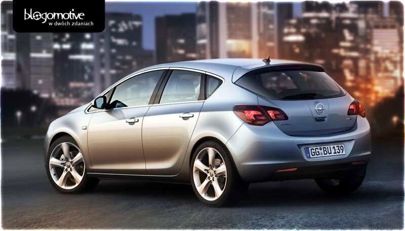 Scheda tecnica rimappatura centralina Opel ASTRA IV
