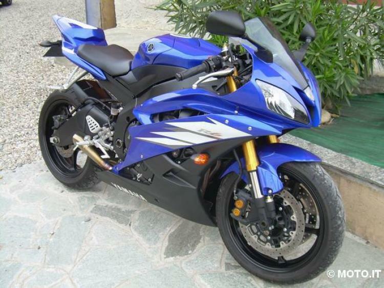 Scheda tecnica rimappatura centralina Yamaha moto R6 06-07