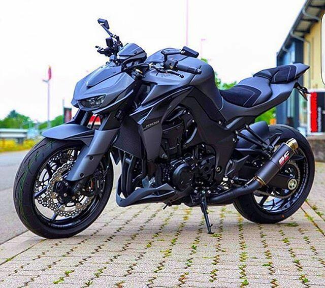 Scheda tecnica rimappatura centralina Kawasaki moto Z1000