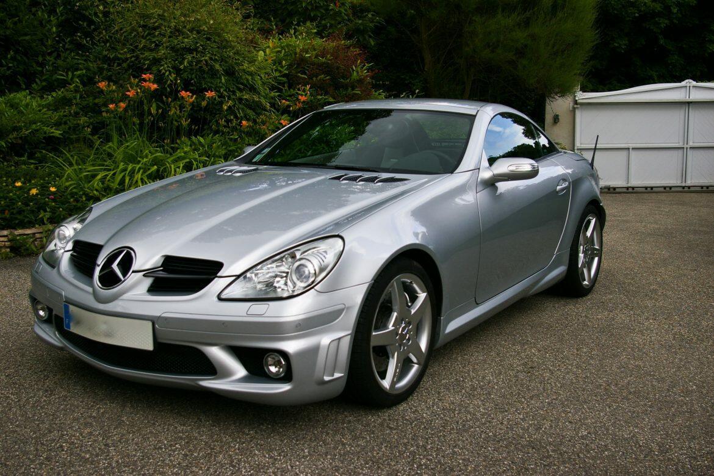 Scheda tecnica rimappatura centralina Mercedes CLASSE SLK