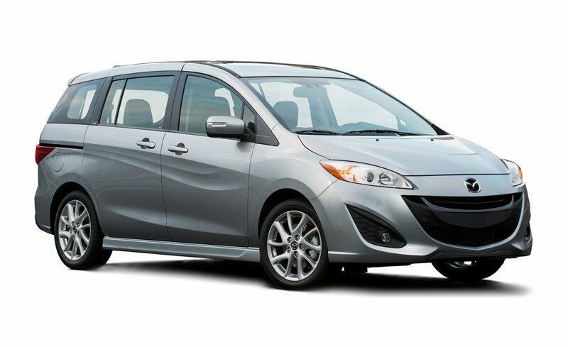Scheda tecnica rimappatura centralina Mazda MAZDA 5