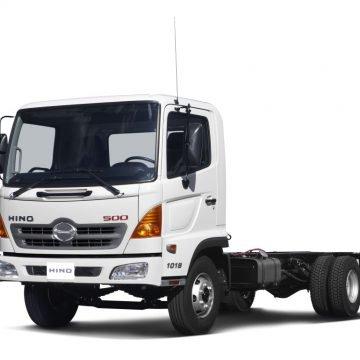 Scheda tecnica rimappatura centralina Hino Serie 400