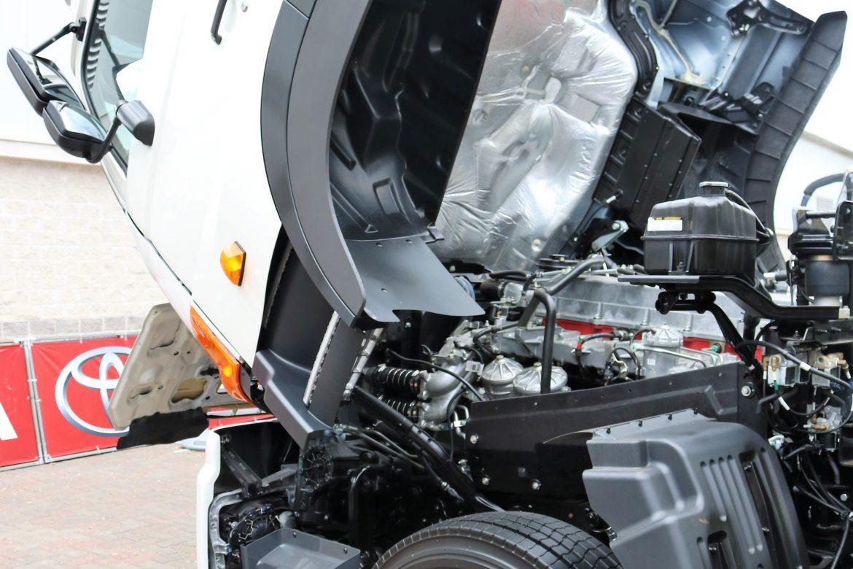 Scheda tecnica rimappatura centralina Hino Serie 600