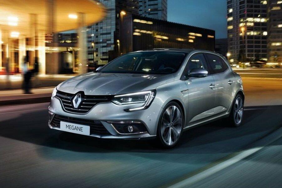 Scheda tecnica rimappatura centralina Renault MEGANE 5P