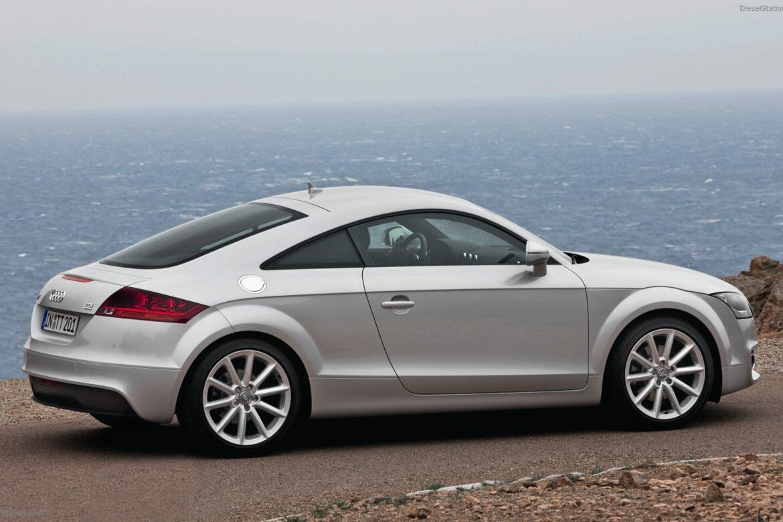 Scheda tecnica rimappatura centralina Audi TT COUPE'