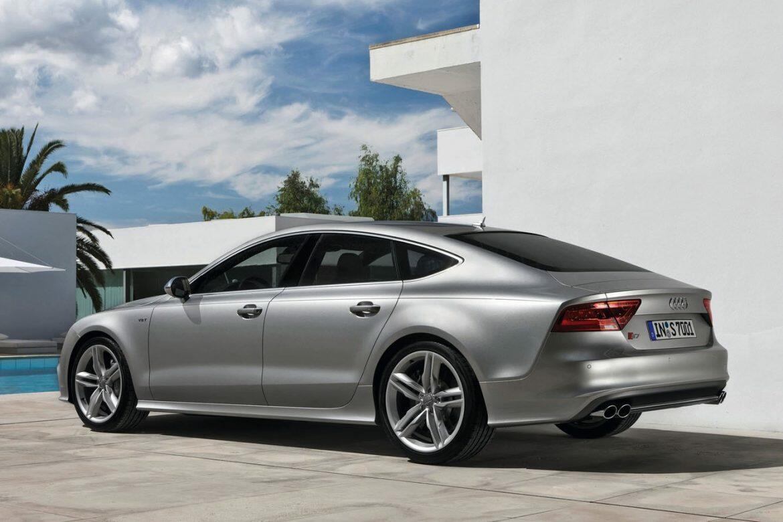 Scheda tecnica rimappatura centralina Audi S7
