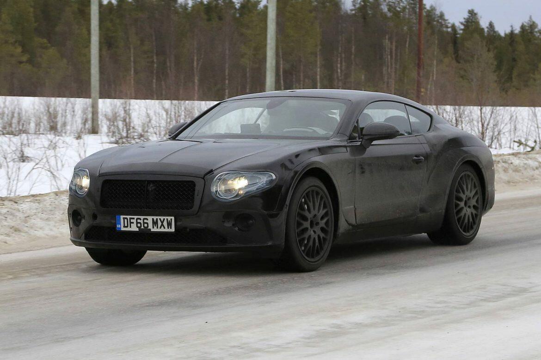 Scheda tecnica rimappatura centralina Bentley CONTINENTAL GT