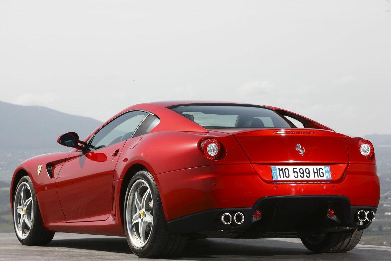 Scheda tecnica rimappatura centralina Ferrari 599 GTB FIORANO