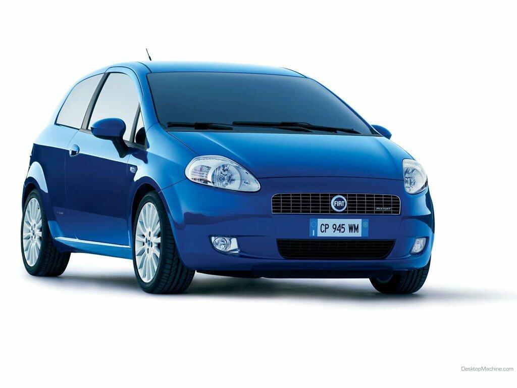 Scheda tecnica rimappatura centralina Fiat GRANDE PUNTO