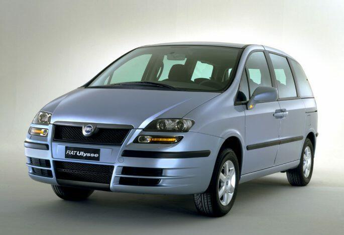 Scheda tecnica rimappatura centralina Fiat ULYSSE