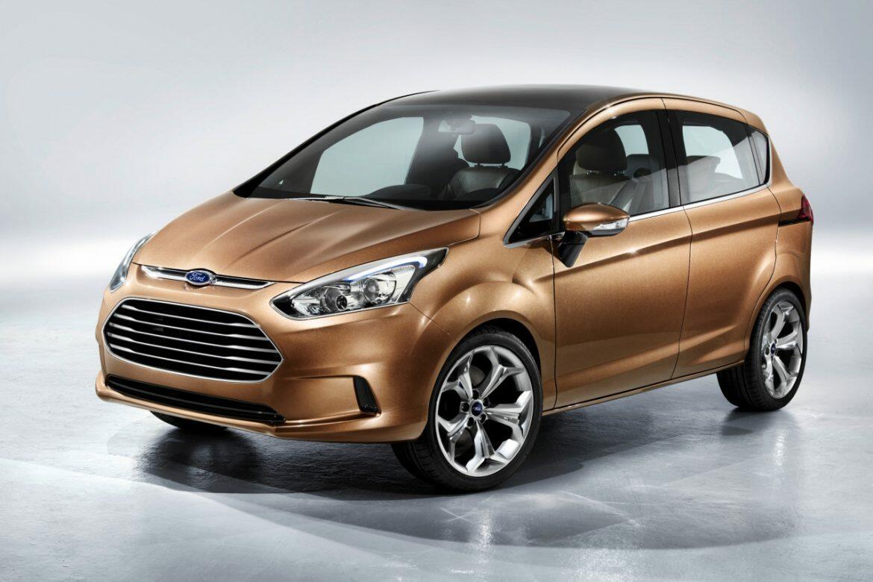 Scheda tecnica rimappatura centralina Ford B-MAX