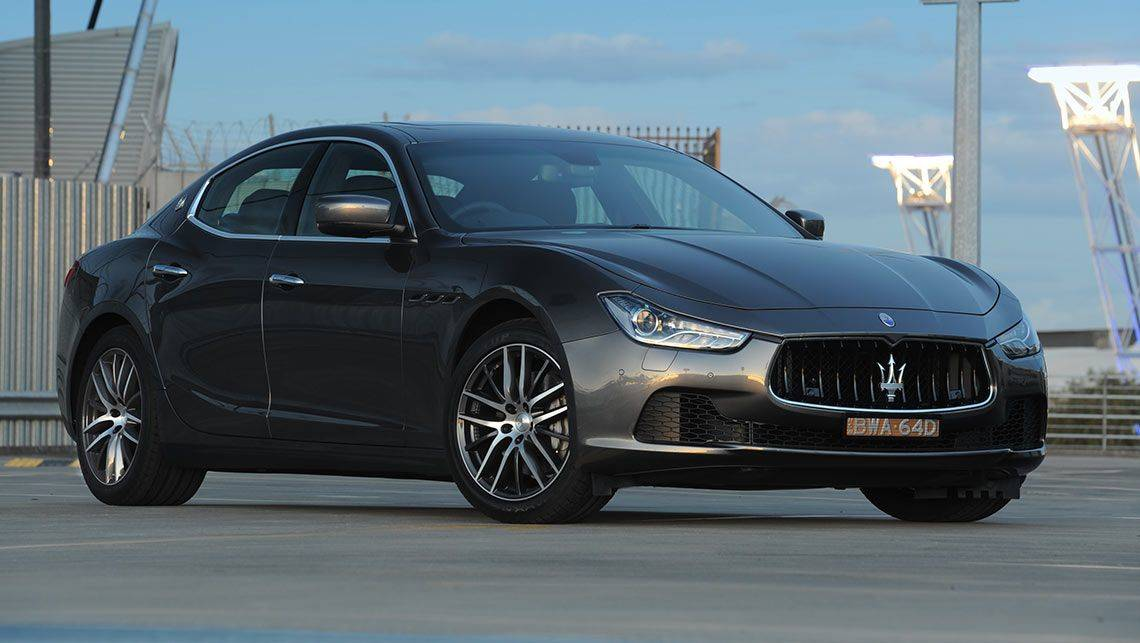 Scheda tecnica rimappatura centralina Maserati GHIBLI