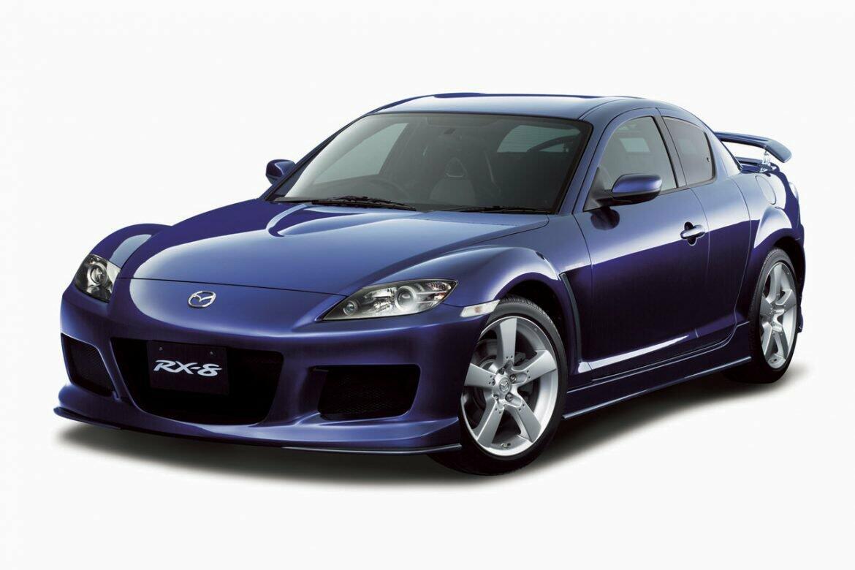 Scheda tecnica rimappatura centralina Mazda RX-8