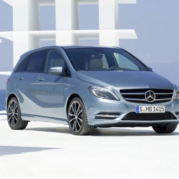 Scheda tecnica rimappatura centralina Mercedes CLASSE B