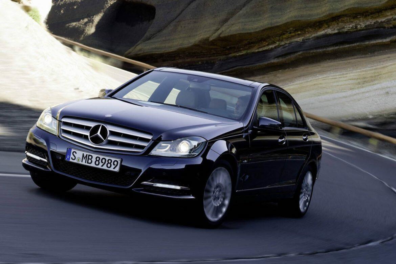 Scheda tecnica rimappatura centralina Mercedes CLASSE C