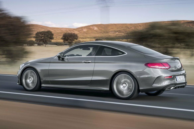 Scheda tecnica rimappatura centralina Mercedes CLASSE C COUPE'