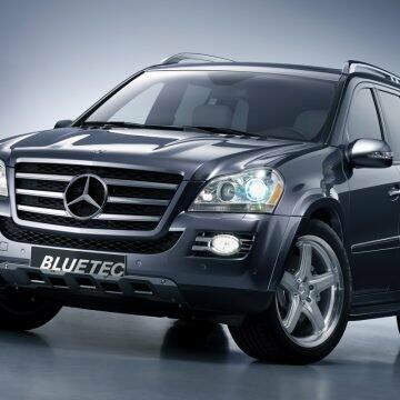 Scheda tecnica rimappatura centralina Mercedes CLASSE GL