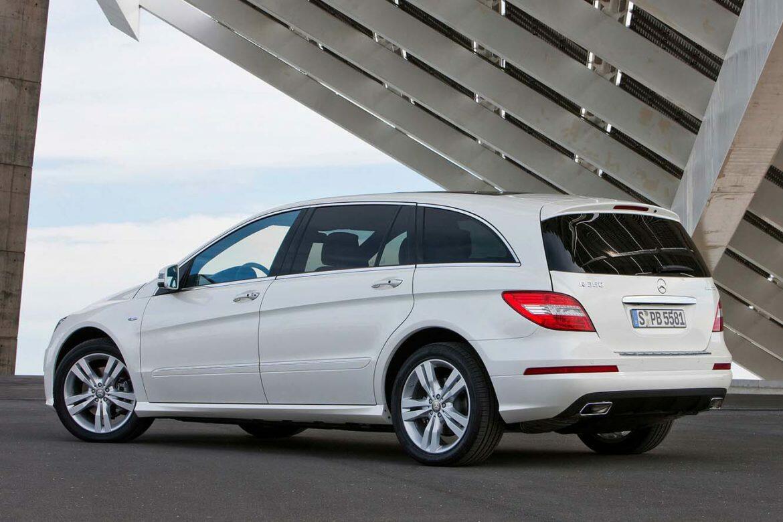 Scheda tecnica rimappatura centralina Mercedes CLASSE R